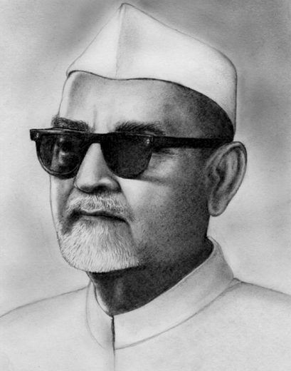 Dr. Zakir Hussain, the third President of India – TAWARIKHKHWANI