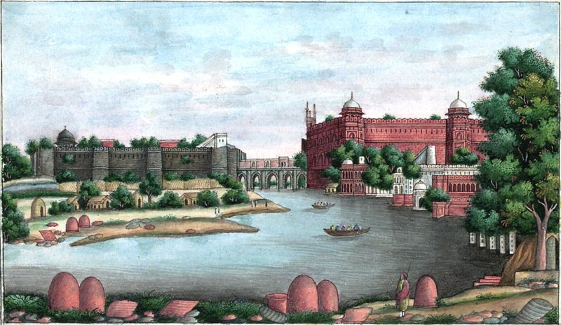 Shahjahanabad – the living city